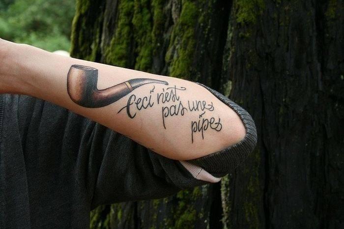 Tatuaże inspirowane sztuką 25