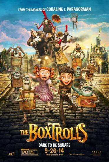 The Boxtrolls (2014) HDRip CAM AUDIO x264 AC3-MiLLENiUM