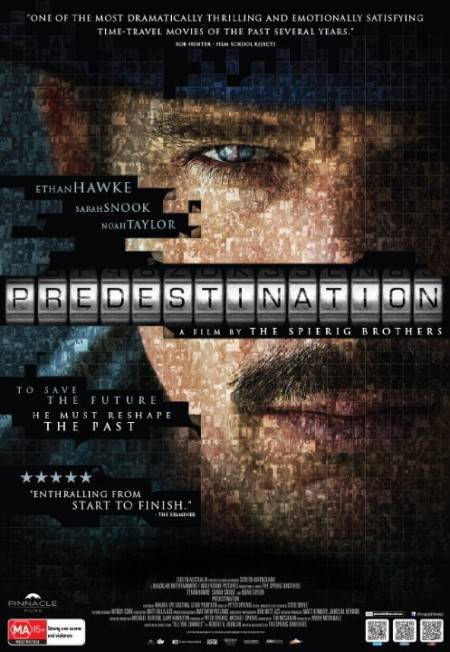 Predestination 2014 720p BluRay DD5.1 x264-NTb