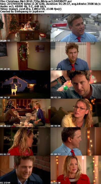 Christmas Mail (2010) 720p BRRip AC3-DiVERSiTY