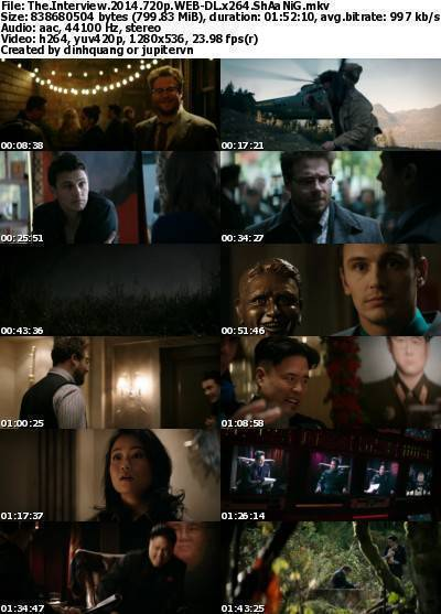 The Interview (2014) 720p WEB-DL x264-ShAaNiG
