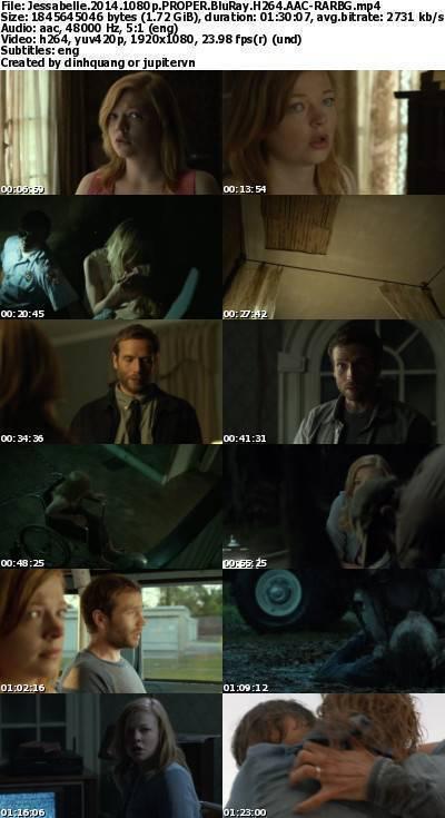 Jessabelle (2014) 1080p PROPER BluRay H264 AAC-RARBG