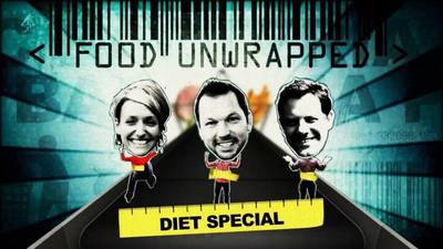 Channel 4 - Food Unwrapped: Diet Special (2015) 720p HDTV x264 AAC-MVGroup
