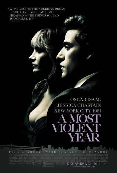 A Most Violent Year (2014) DVDSCR XviD AC3-EVO