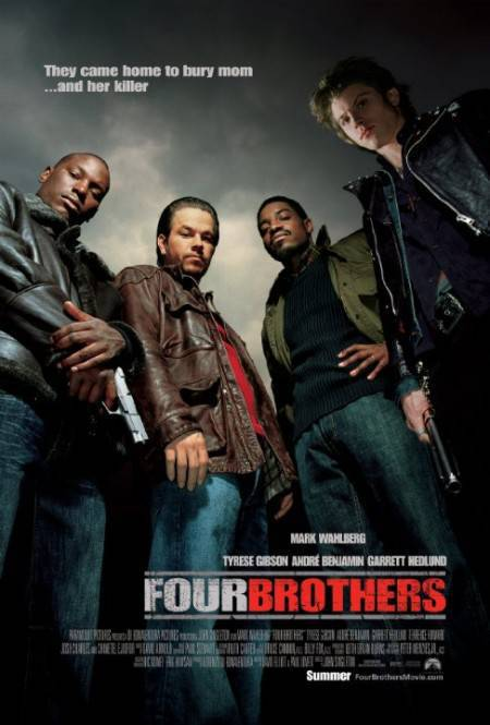 Four Brothers (2005) 1080p BluRay x264 DTS-OMG