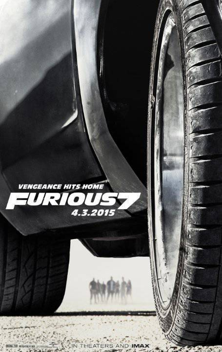 Furious 7 2015 CAMRip x264 AUDIO Hindi-FWOLF