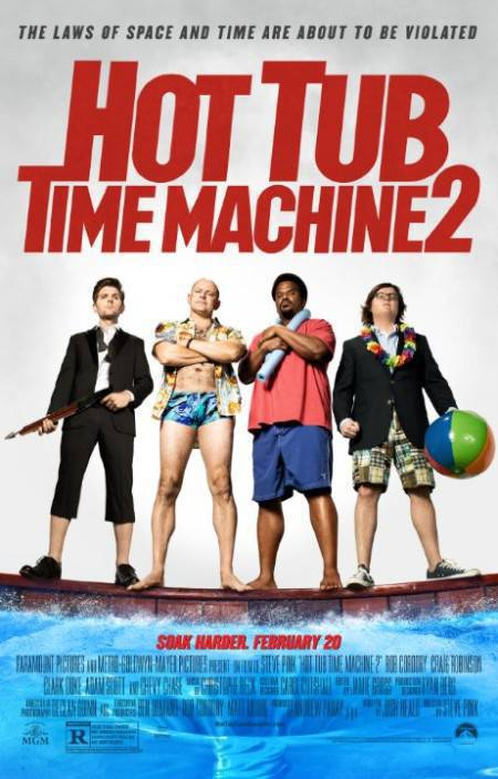 Hot Tub Time Machine 2 (2015) UNRATED HDRip XviD-iFT