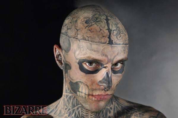 Zombie Boy 9