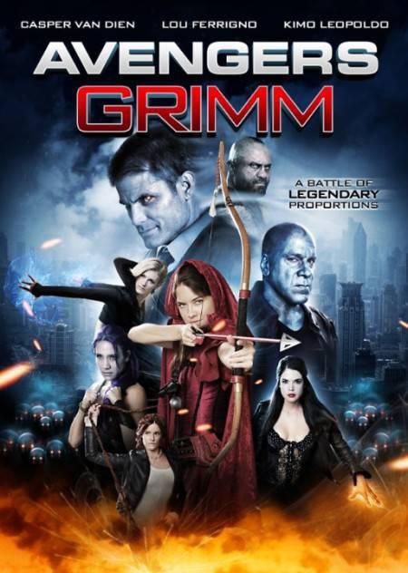 Avengers Grimm (2015) DVDRip x264-TASTE