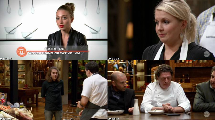 masterchef australia season 6 episode guide