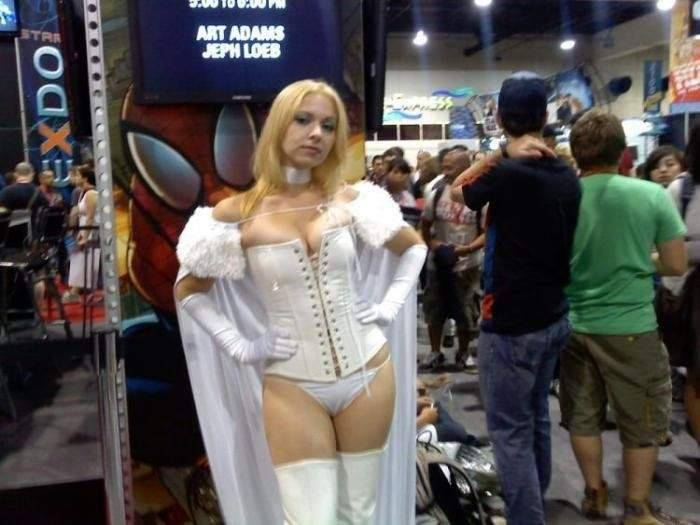 Laski cosplay #2 3