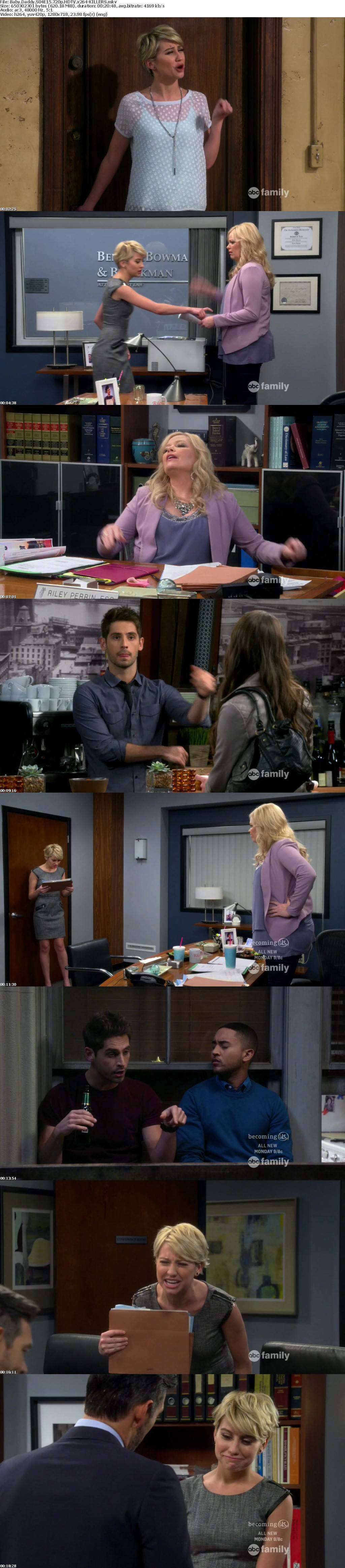 Baby Daddy S04E15 720p HDTV x264-KILLERS