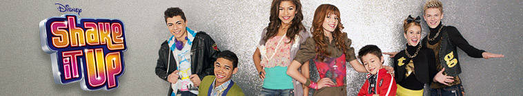 Shake It Up S02E17 AAC MP4-Mobile