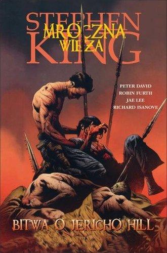 Stephen King, Peter David, Richard Isanove, Jae Lee, Robin Furth Bitwa o Jericho Hill