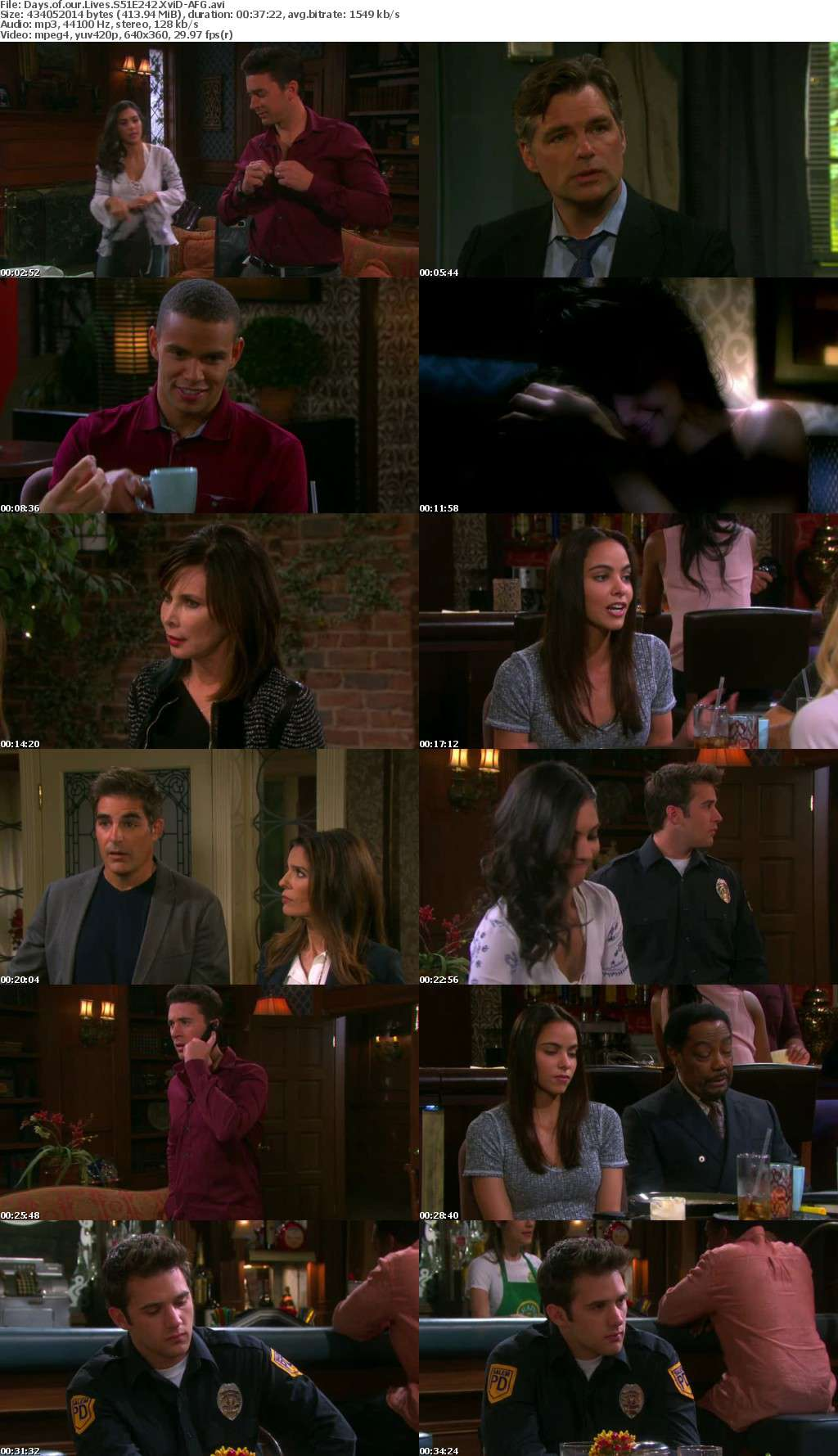 Days of our Lives S51E242 XviD-AFG
