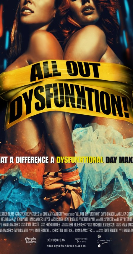 All Out Dysfunktion 2016 HDRip XviD AC3-iFT