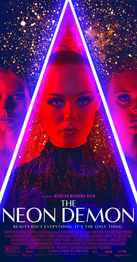 The Neon Demon 2016 720p BRRip x264 AAC ETRG