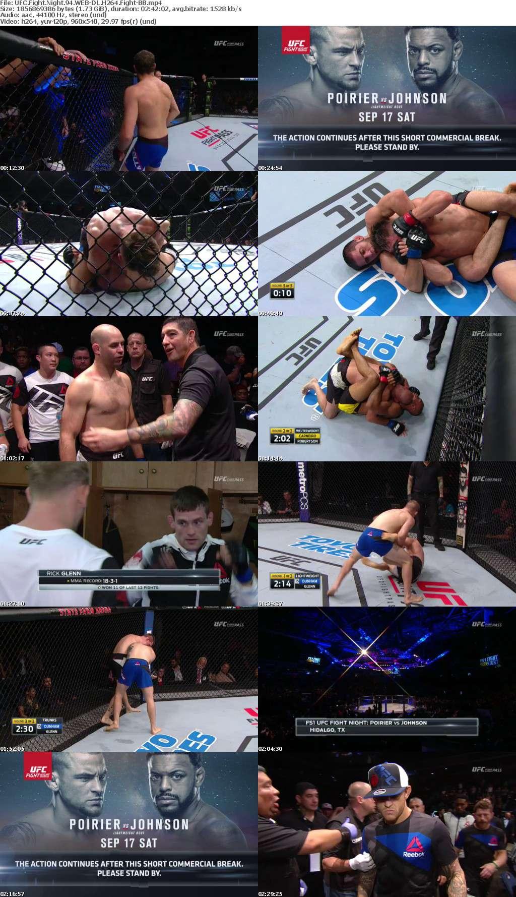 UFC Fight Night 94 WEB-DL H264 Fight-BB