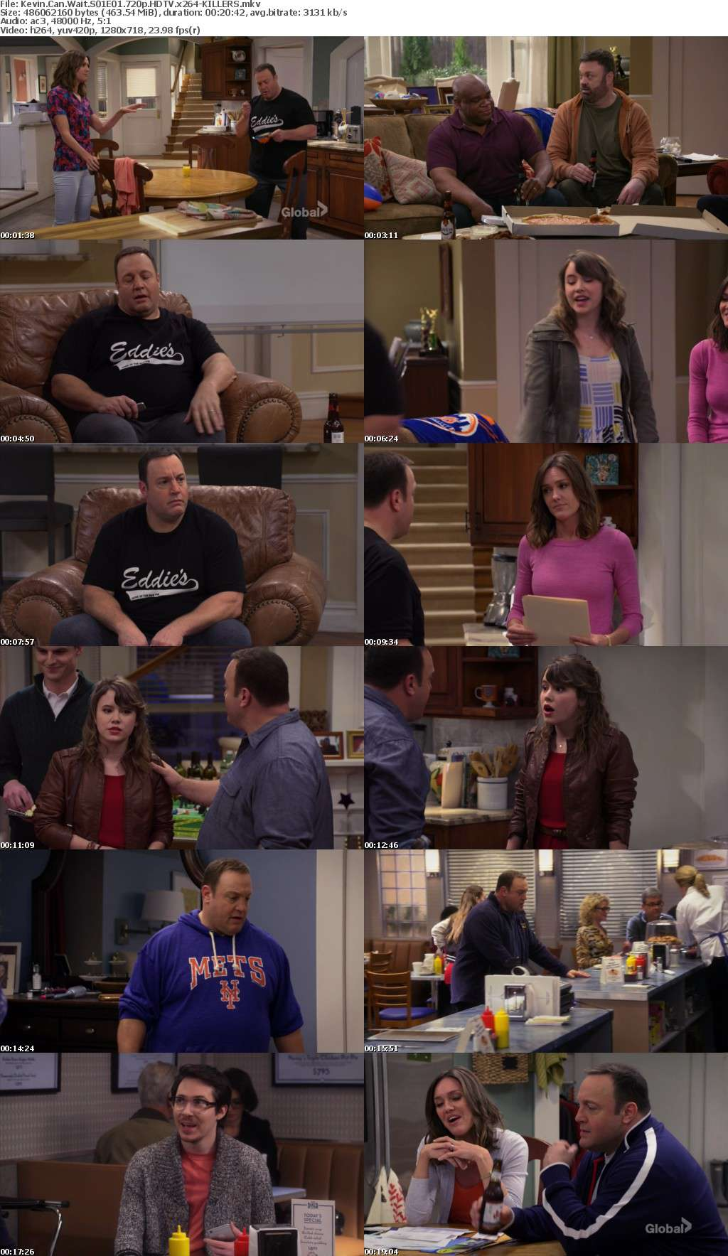 Kevin Can Wait S01E01 720p HDTV x264-KILLERS
