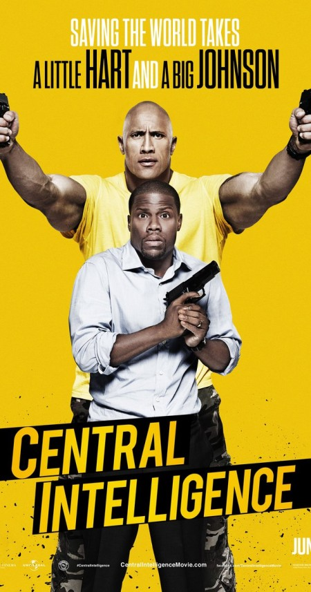 Central Intelligence 2016 UNRATED 720p BDRip HEVC X265 Ac3-GANJAMAN