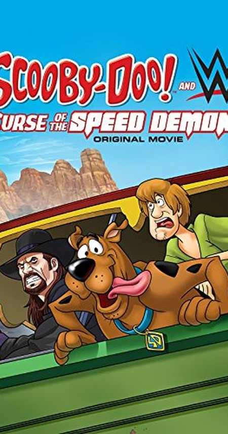 Scooby-Doo And WWE Curse of the Speed Demon 2016 COMPLETE BLURAY-watchHD