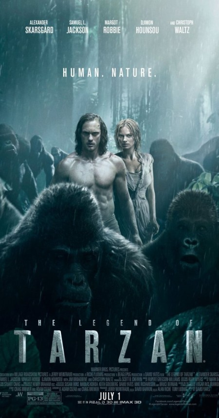 The Legend of Tarzan 2016 720p WEBRiP HEVC x265 AC3-MAJESTiC