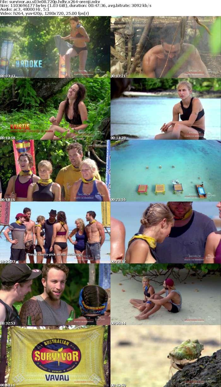 Survivor AU S03E08 720p HDTV x264-ORENJI