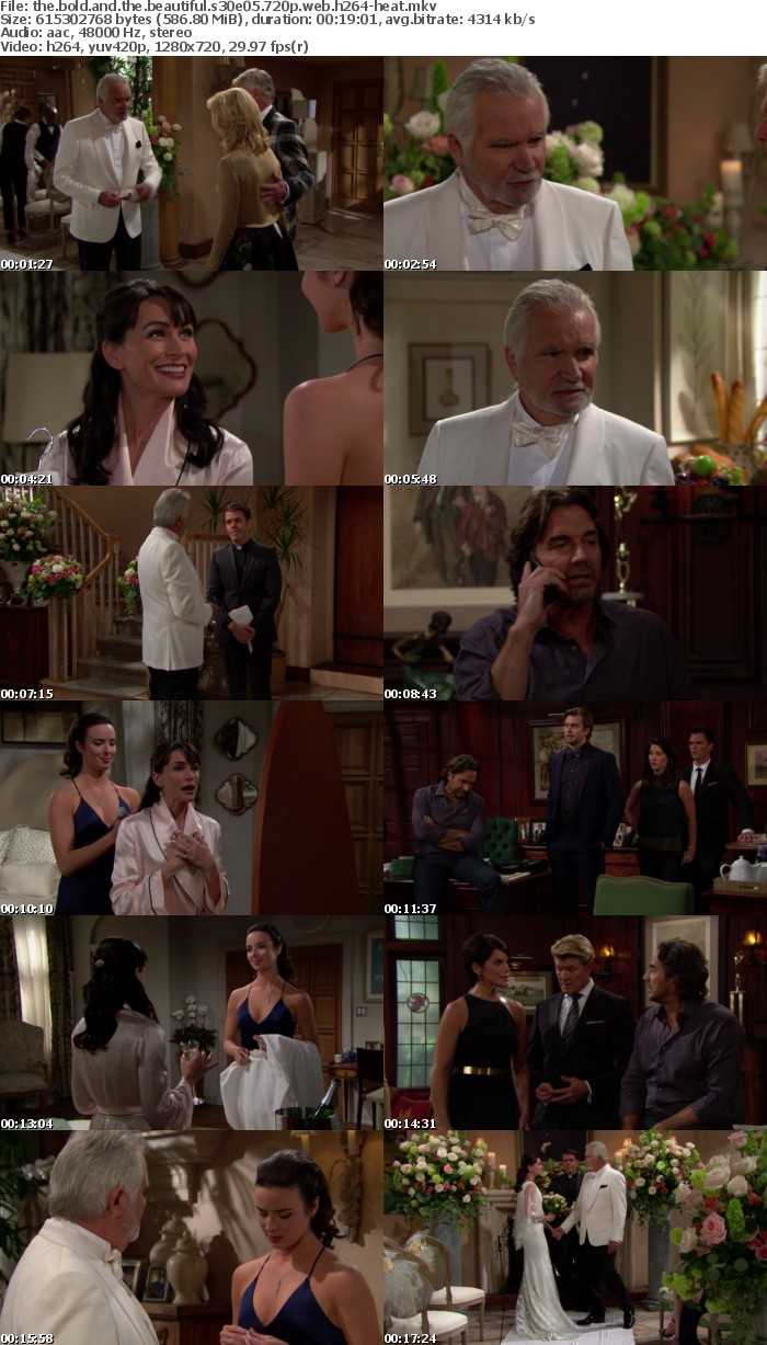 The Bold and the Beautiful S30E05 720p WEB h264-HEAT