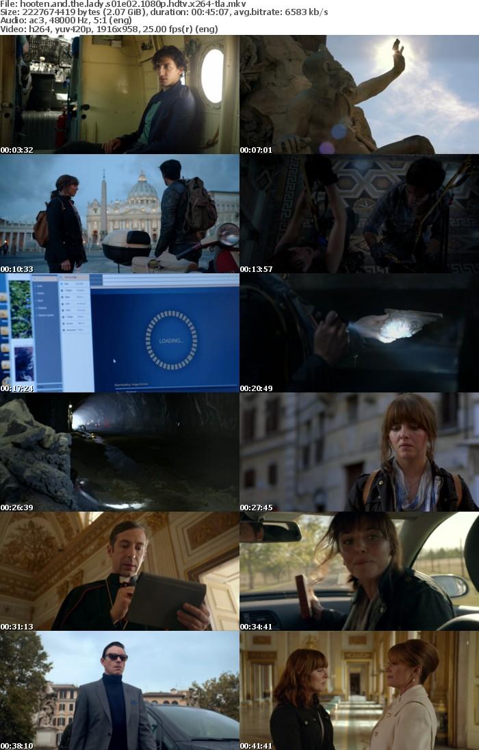 Hooten And The Lady S01E02 1080p HDTV x264A