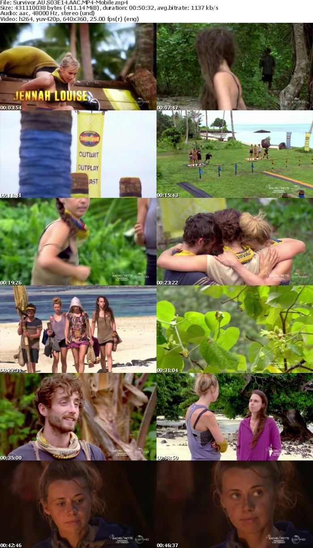 Survivor AU S03E14 AAC-Mobile