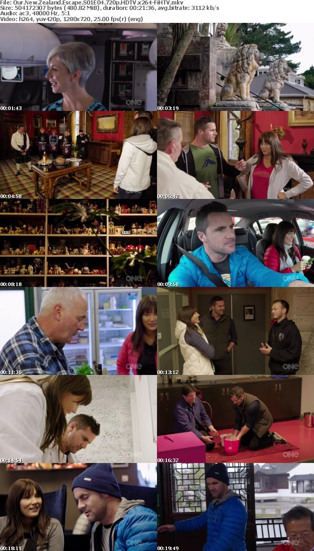 Our New Zealand Escape S01E04 720p HDTV x264-FiHTV