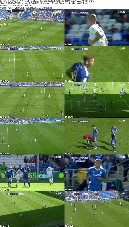 EFL 2016 09 17 Cardiff City vs Leeds United 720p AHDTV x264-WaLMaRT