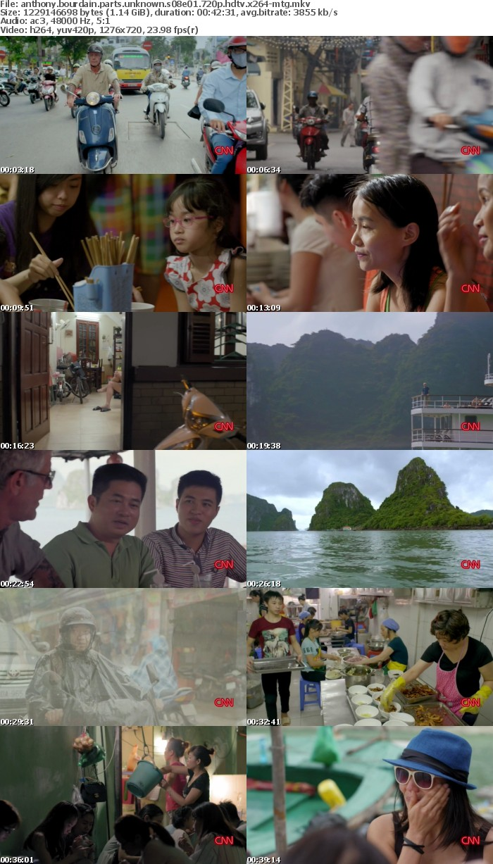Anthony Bourdain Parts Unknown S08E01 Hanoi 720p HDTV x264-MiNDTHEGAP