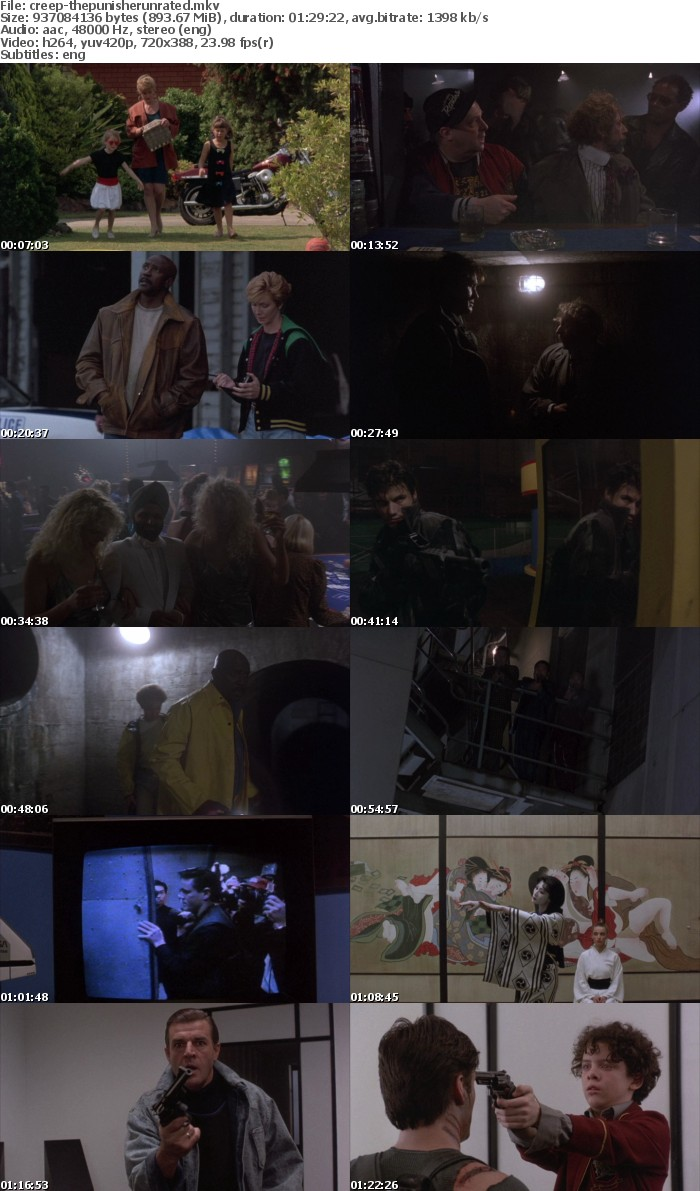 The Punisher 1989 UNRATED REMASTERED BDRiP x264-CREEPSHOW