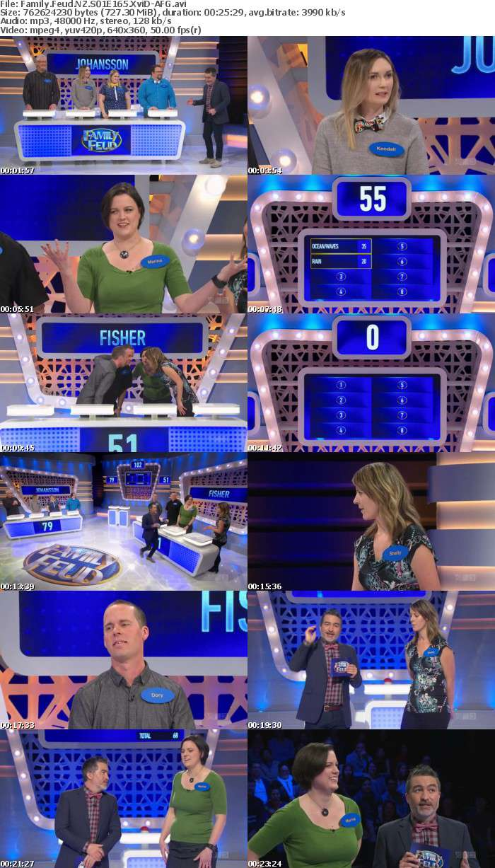 Family Feud NZ S01E165 XviD-AFG