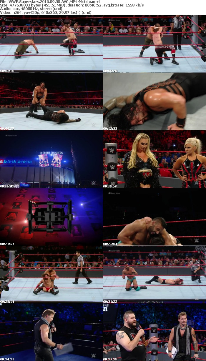 WWE Superstars 2016 09 30 AAC-Mobile