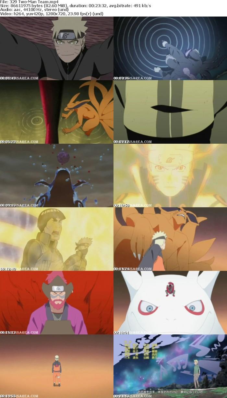 Naruto Shippuden - Season 15 [321 - 348]