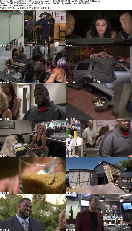 Bar Rescue S05E06 Win Lose or Brawl 1080p SPIK WEBRip AAC2 0 x264-NTb