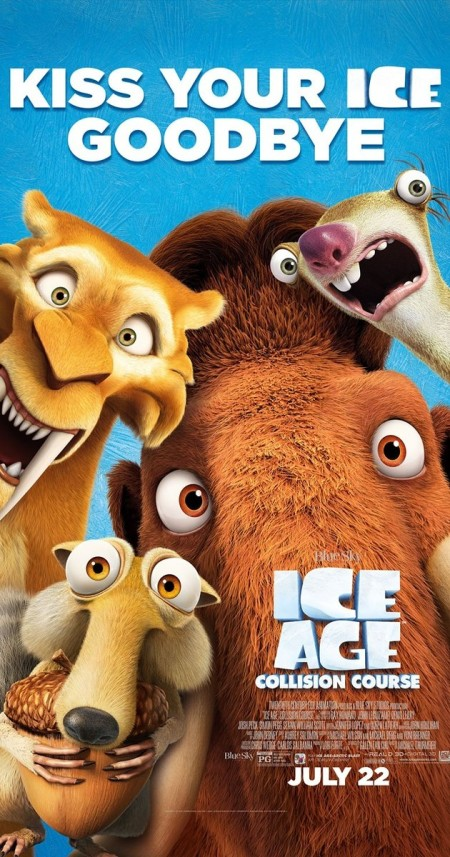 Ice Age Collision Course 2016 BluRay 1080p DTS-HD MA 7 1 AVC REMUX-FraMeSToR