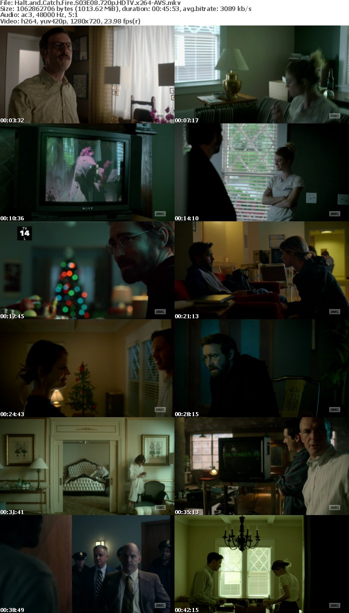 Halt and Catch Fire S03E08 720p HDTV x264-AVS
