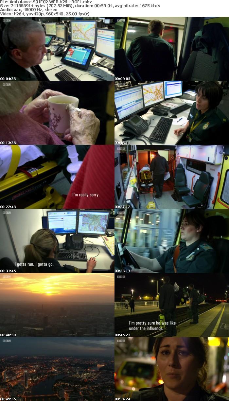 Ambulance S01E02 WEB h264-ROFL