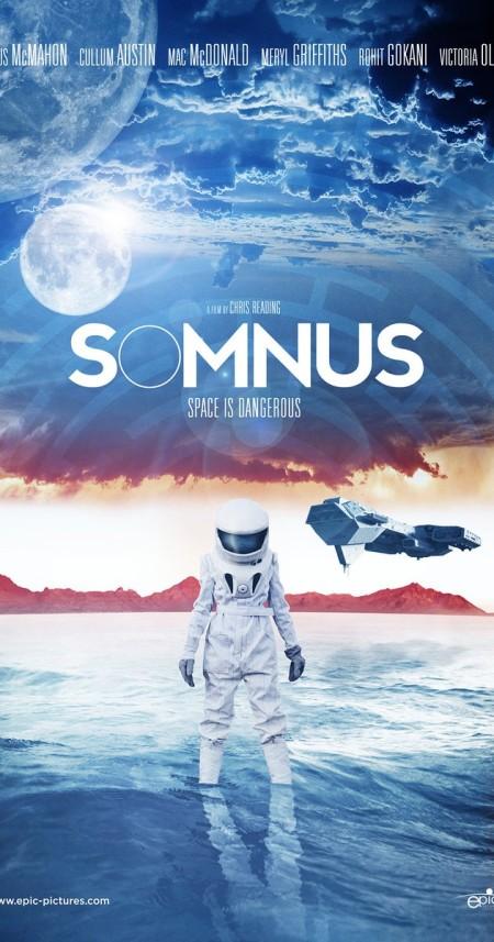 Somnus 2016 HDRip XviD AC3-EVO