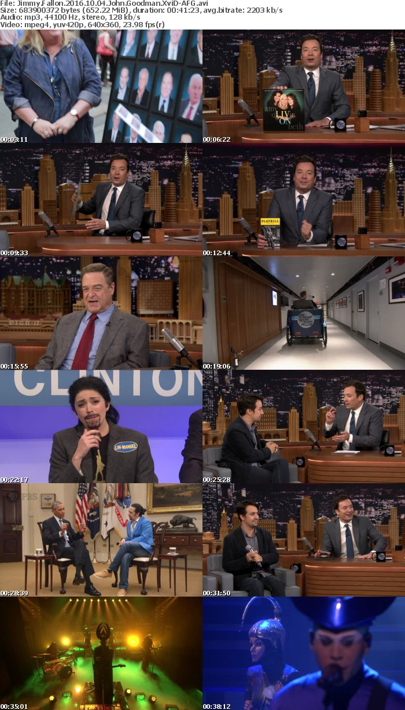 Jimmy Fallon 2016 10 04 John Goodman XviD-AFG