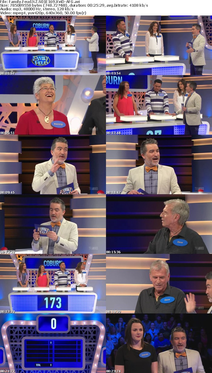 Family Feud NZ S01E169 XviD-AFG