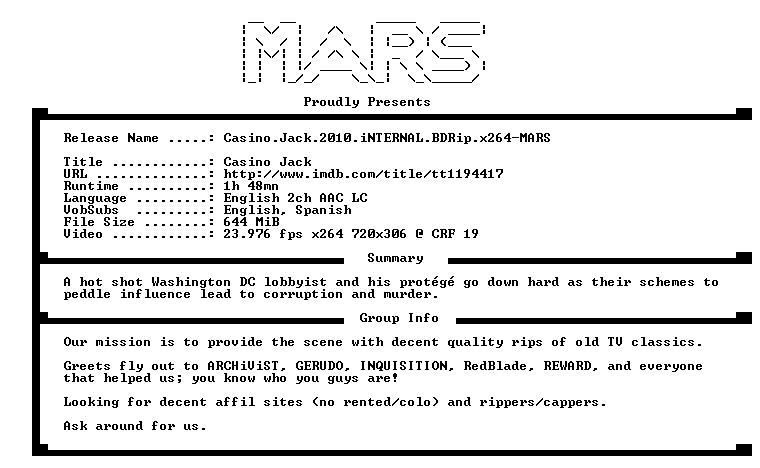 Casino Jack 2010 iNTERNAL BDRip x264-MARS