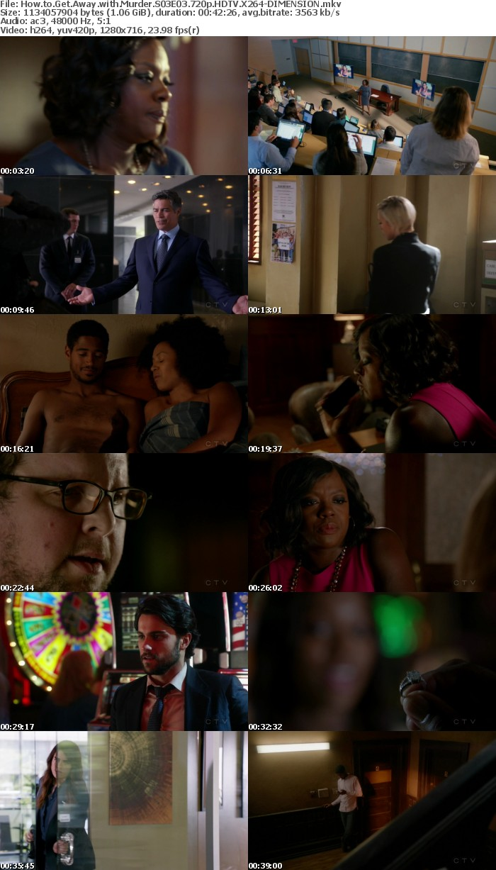 How to Get Away with Murder S03E03 720p HDTV X264-DIMENSION
