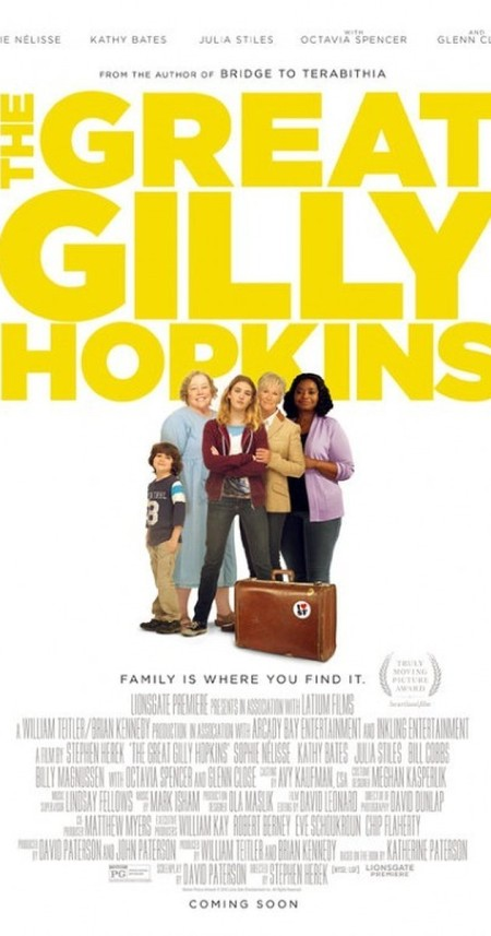 The Great Gilly Hopkins 2016 HDRip XviD AC3-iFT