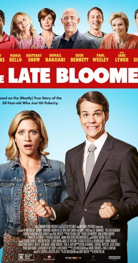 The Late Bloomer 2016 HDRip XviD AC3-iFT