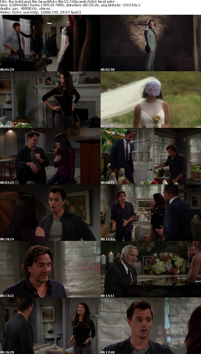 The Bold and the Beautiful S30E15 720p WEB h264-HEAT
