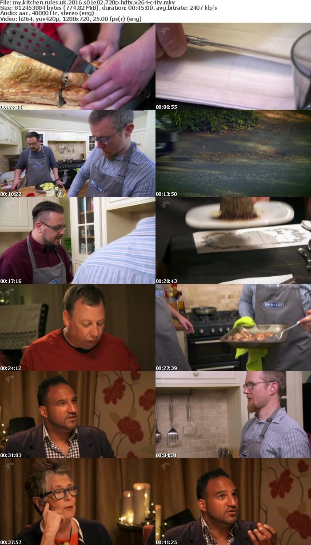 My Kitchen Rules UK 2016 S01E02 720p HDTV x264-C4TV